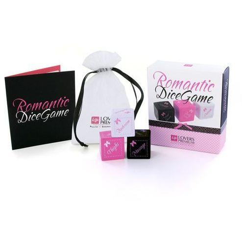 dice game - kości do erotycznych gier romantic marki Loverspremium
