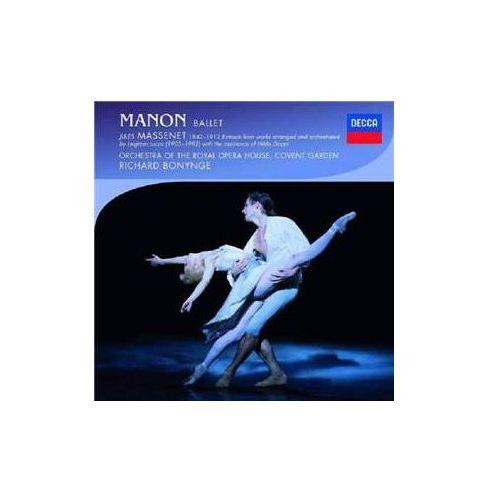 Universal music Richard bonynge - massenet/lucas:manon (ballet edition) (0028947831099)
