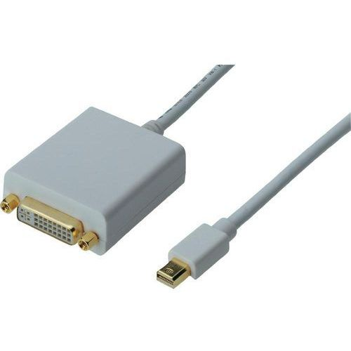 Przejściówka, adapter DisplayPort, DVI Digitus, [1x Złącze męskie mini-DisplayPort - 1x Złącze żeńskie DVI 29-pin] - sprawdź w wybranym sklepie