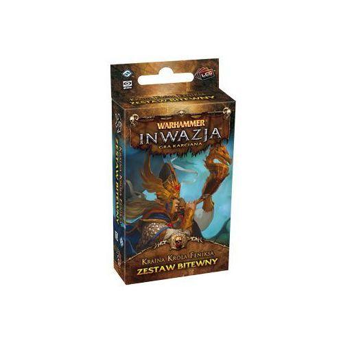 Warhammer inwazja: kraina króla feniksa wyprodukowany przez Fantasy flight games