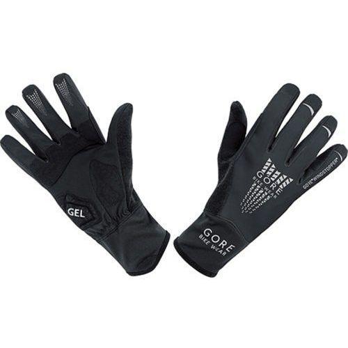 Gore bike wear xenon 2.0 ws rękawiczka rowerowa mężczyźni czarny xxl rękawiczki rowerowe długie