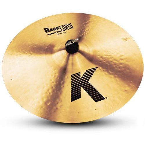 Zildjian k dark crash medium thin 17