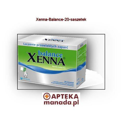 Xenna BALANCE Saszetki 20sasz (5907377131762)
