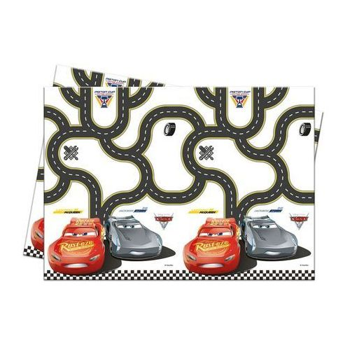 OBRUS FOLIOWY CARS 3 AUTA 120 x 180 cm (5201184878002)
