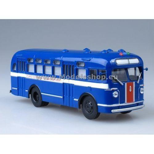 Ssm City bus zis-155 road police (blue) - darmowa dostawa!!!