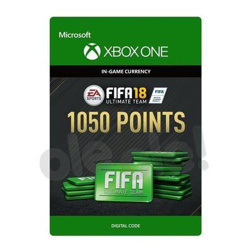Fifa 18 1050 punktów [kod aktywacyjny] marki Sony