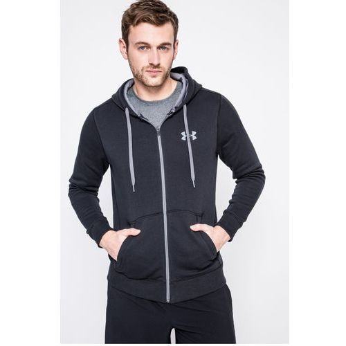 Under Armour - Bluza Rival Fitted Full Zip