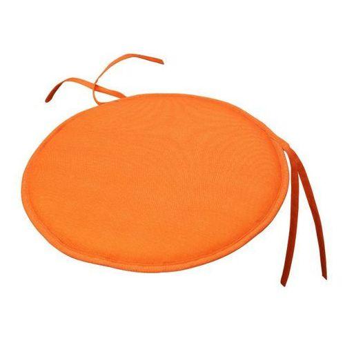 Poduszka okrągła Cocos pomarańczowa, HN17OP-15