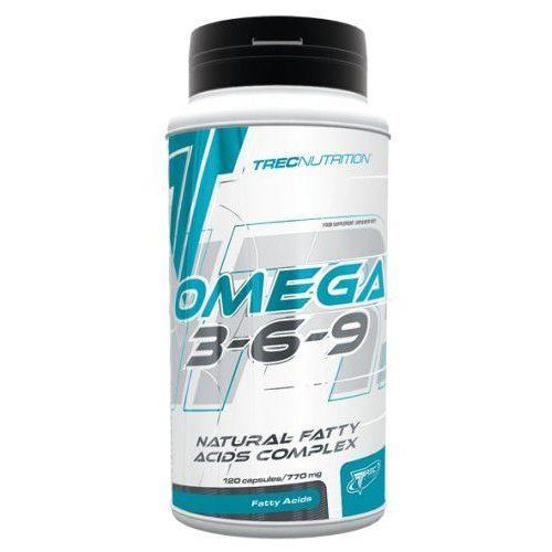 TREC OMEGA 3-6-9 120 kap, 9310-614B6