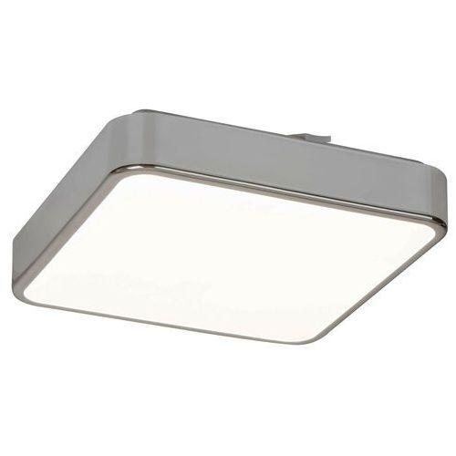 Łazienkowa lampa sufitowa wolimir 2982 metalowa oprawa plafon led rgb 22w 3000k - 6000k kwadratowy ip44 chrom marki Rabalux