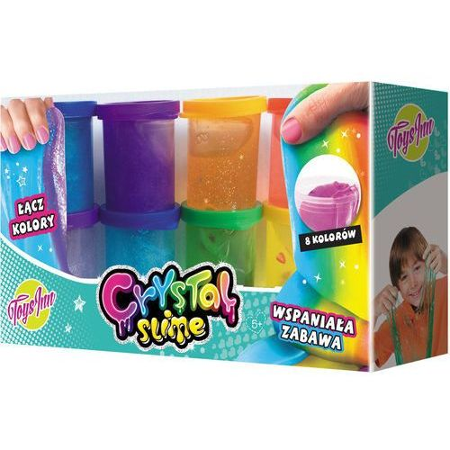 Crystal Slime 8 kolorów