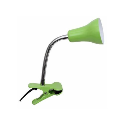 Lampka z klipsem salta zielona gu10 marki Inspire