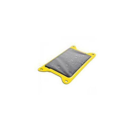 Pokrowiec wodoszczelny na tablet Sea To Summit TPU Guide Watherproof Case for Tablets S Żółty, kolor żółty