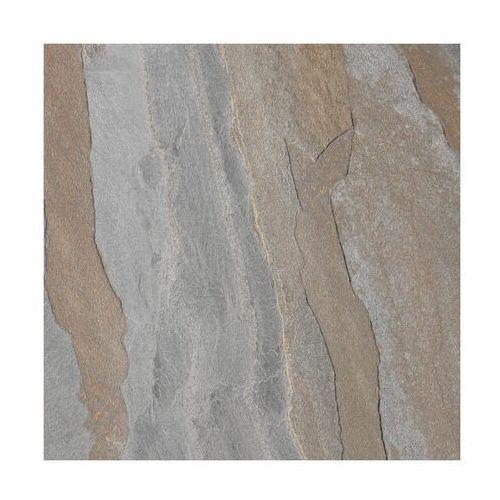 Gres szkliwiony slate grey rektyfikowany 60 x 60 marki Saturn