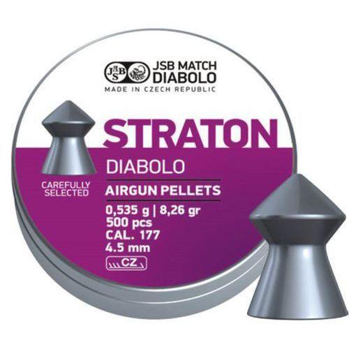 Śrut JSB Diabolo Straton 4.5mm (.177) 500szt (546112-500)