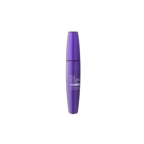 Catrice all round mascara - wielozadaniowy tusz do rzęs 010 ultra black, 11 ml (4250587733761)
