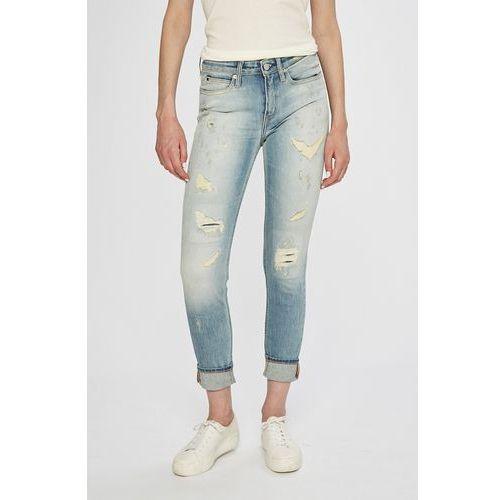 - jeansy ckj 011, Calvin klein jeans