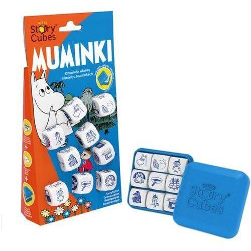Rebel Story cubes muminki