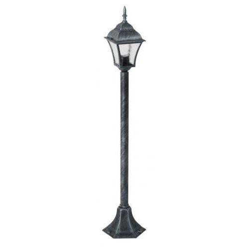 Rabalux Lampa stojąca ogrodowa toscana 1x60w e27 ip43 antyczne srebro 8400 (5998250384009)