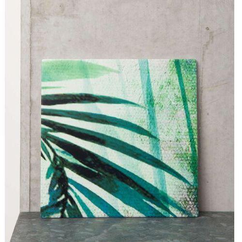 unc ceramiczna podstawka liście palmowe 103315 marki Urban nature culture