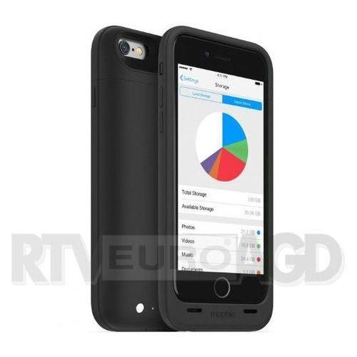 Mophie Space Pack 32GB iPhone 6/6s (czarny) (Futerał telefoniczny)