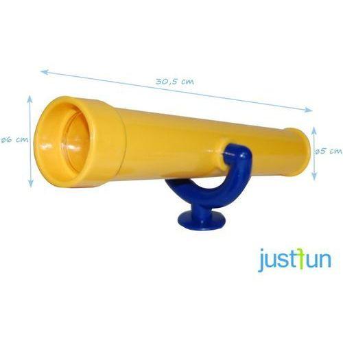 Teleskop - niebiesko-żółty marki Just fun