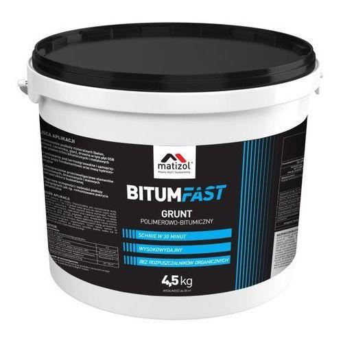 Szybki grunt bitumiczny Matizol Bitumfast 4,5 kg, 10038629