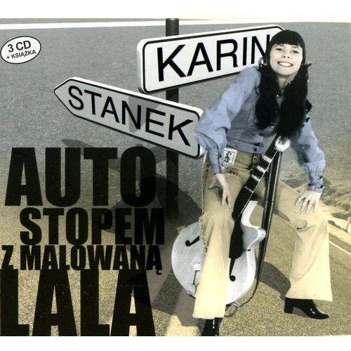Agencja artystyczna mtj Autostopem z malowaną lalą