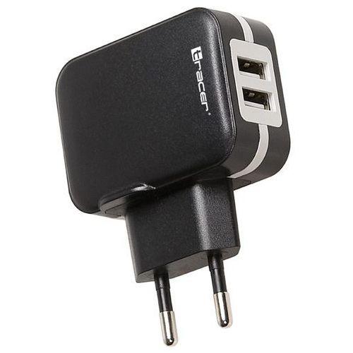 Ładowarka Tracer Sieciowa 2 porty USB 3.4A (TRAADA45583) Darmowy odbiór w 20 miastach!