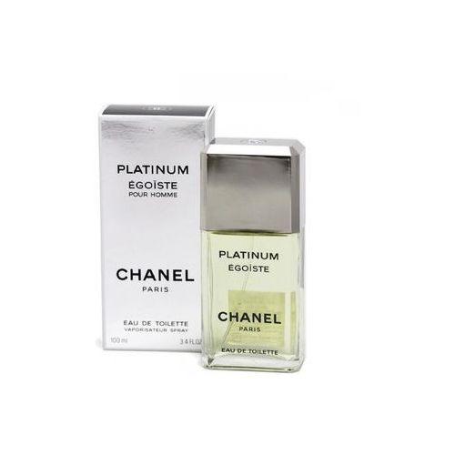 Chanel Egoiste Platinum Men 100ml EdT