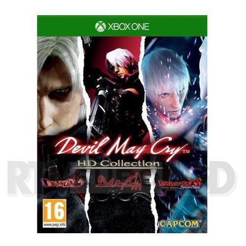 DEVIL MAY CRY HD COLLECTION (Xbox One) Darmowy transport od 99 zł | Ponad 200 sklepów stacjonarnych | Okazje dnia!