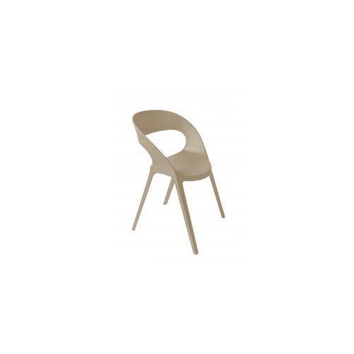 Krzesło Carla - beżowy, D2-8553