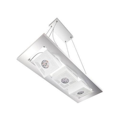 Osram lampa wisząca LED Chrom, 3-punktowe - Nowoczesny/Design - Obszar wewnętrzny - Osram - Czas dostawy: od 8-12 dni roboczych (4008321985491)