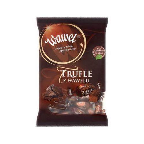 Wawel 1kg trufle w czekoladzie cukierki o smaku rumowym