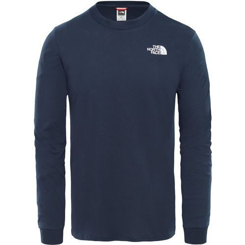 The north face Koszulka l/s simple dome t93l3bh2g