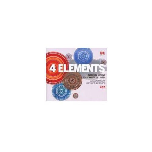 4 elements - classical music of fire, water, air & earth wyprodukowany przez Berlin classics