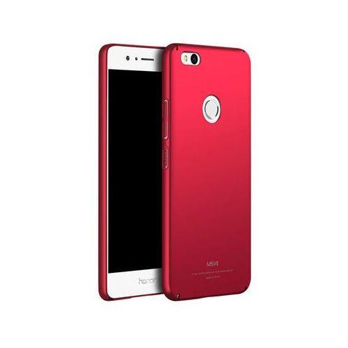Msvii Etui thin case do huawei p8 / p9 lite 2017 czerwone - czerwony