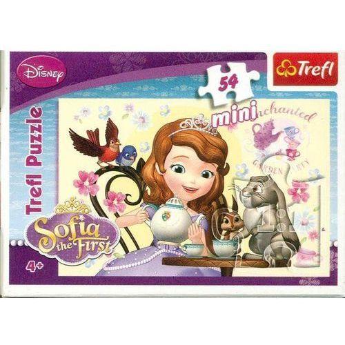 Puzzle 54 mini Księżniczka Zosia 4 TREFL, AM_5900511194692