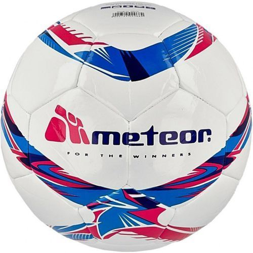 Piłka nożna Meteor 360 Shiny biała MS 00070 izimarket.pl