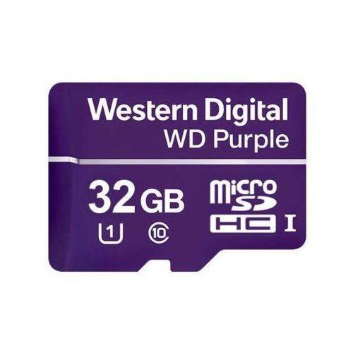 Wd purple 32gb surveillance microsd marki Western digital
