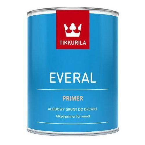 Tikkurila Everal Primer Baza biała / baza 0,9L, B773905401