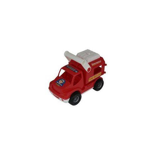 ConsTruck - straż pożarna samochód w siatce (4810344010506)