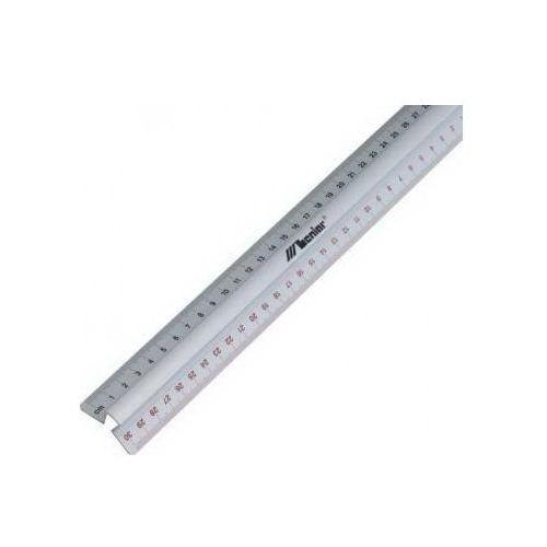 Linijka aluminiowa z uchwytem Leniar 50cm 30162