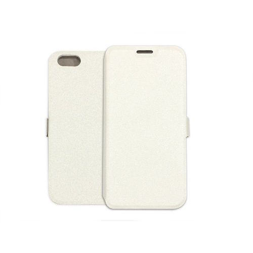 Huawei y5 (2018) - etui na telefon wallet book - biały marki Etuo wallet book