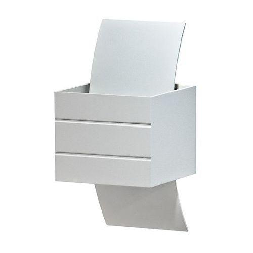Azzardo Vida Kinkiet AZ0863 GM1104WH lampa oprawa ścienna 1X40W G9 biały