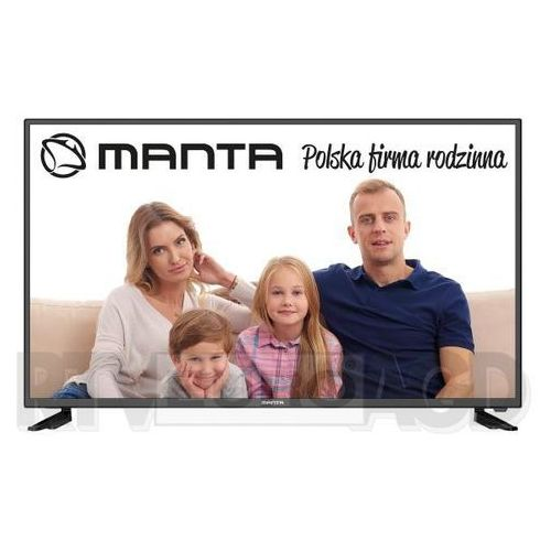 TV LED Manta 43LUA29L