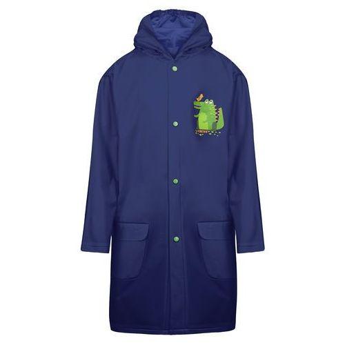 płaszcz przeciwdeszczowy chłopięcy xantos 80 niebieski marki Loap
