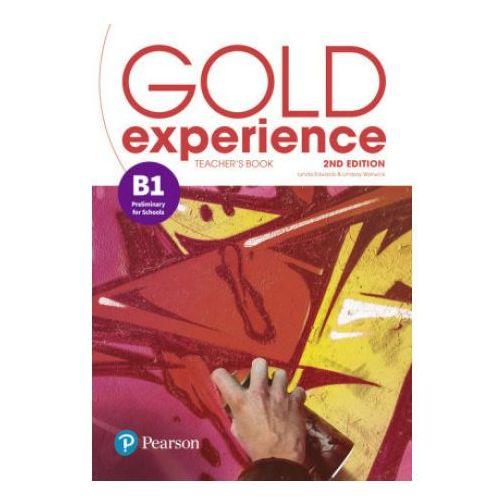 Gold Experience 2nd Edition B1. Książka Nauczyciela + Online Practice + Online Resources Pack (9781292239798)