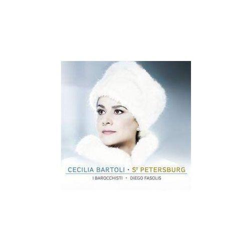 St Petersburg (Deluxe Edition) - Cecilia Bartoli (Płyta CD) (0028947867678)