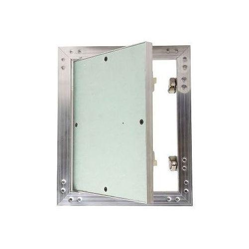 Klapa rewizyjna aluminiowa kral4 - 200x300mm marki Awenta
